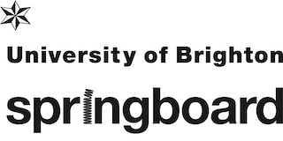 University of Brighton logo