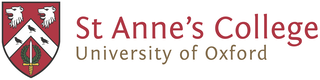St Anne's College logo